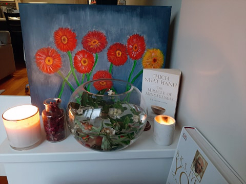 Mental wellbeing: your own space