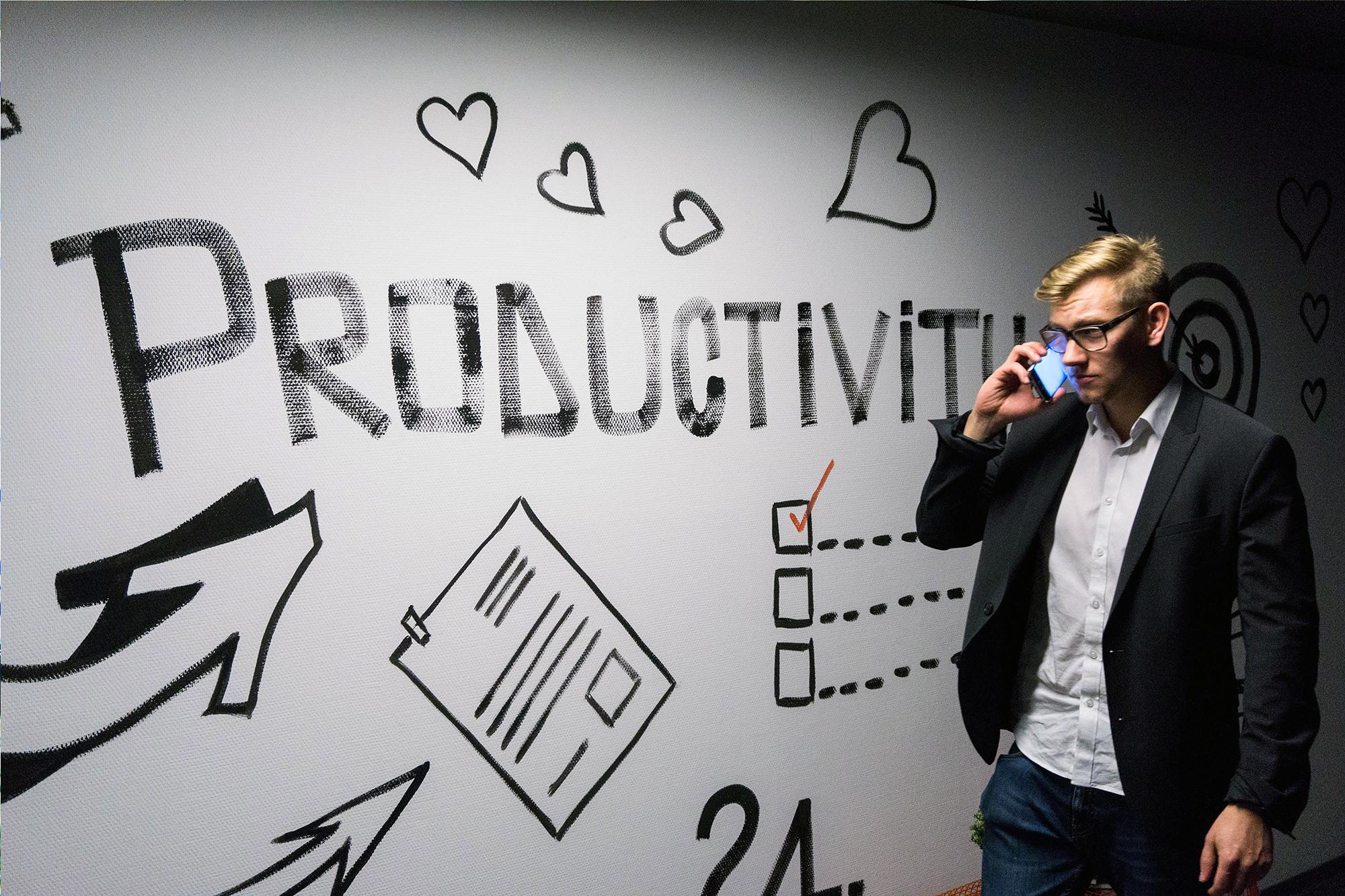 Productivity mindset during COVID-19