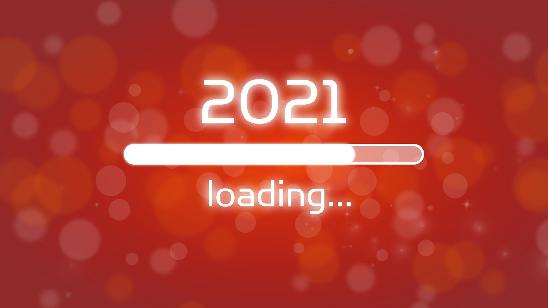 Stop waiting for 2020 to end and start 2021 now!