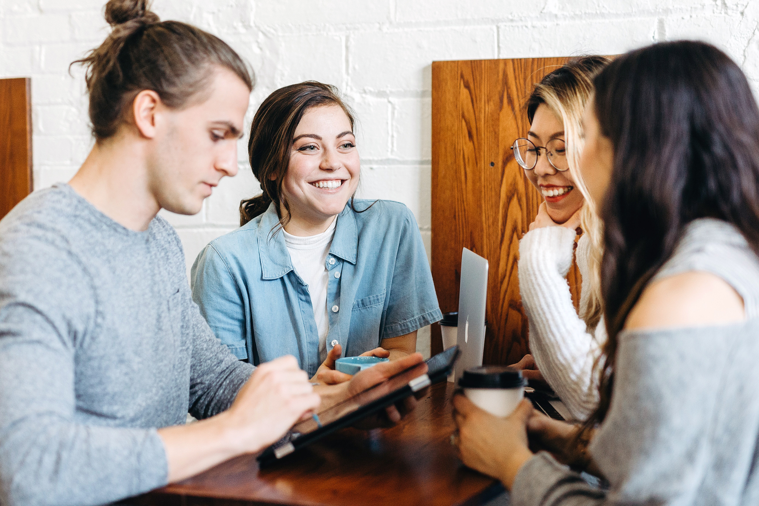 Peer learning in small business